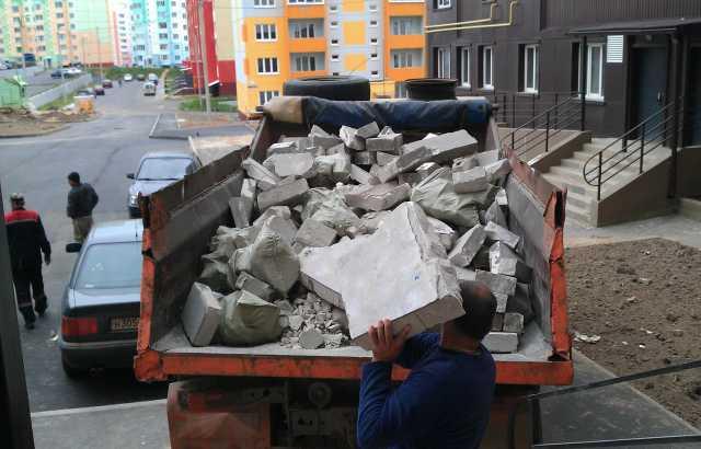 Предложение: Вывоз мусора Газелью, Зилом, Камазом