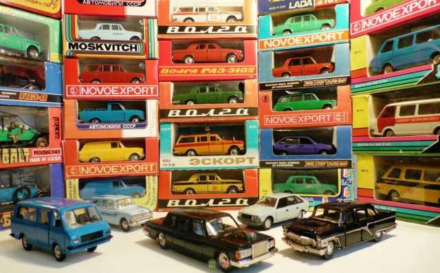 Куплю Модели автомобилей сувенирные машинки