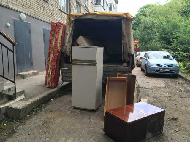 Предложение: Вывоз старой мебели
