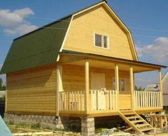 Предложение: Дачный дом строительство