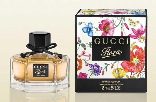 Продам Духи Gucii Flora 75ml