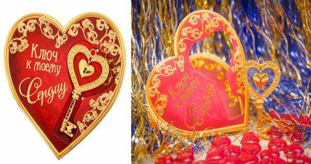 Продам Брелок ключ к сердцу