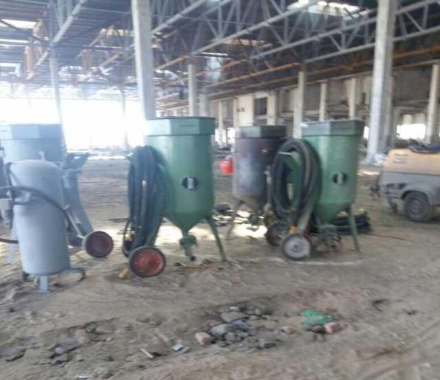 Предложение: Аренда пескоструйного оборудования