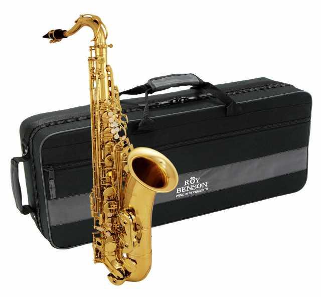 Продам ROY BENSON TS-202 Bb тенор саксофон