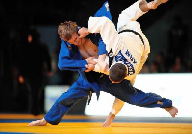 Предложение: Занятия дзюдо и самбо