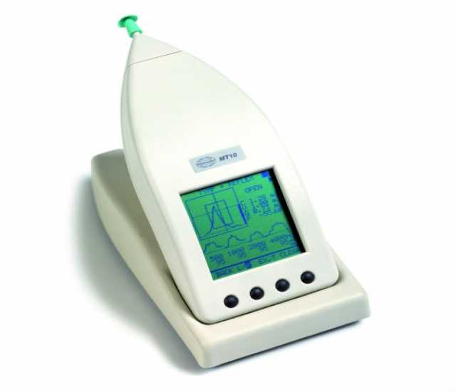 Продам анализатор среднего уха mt10 interacoust