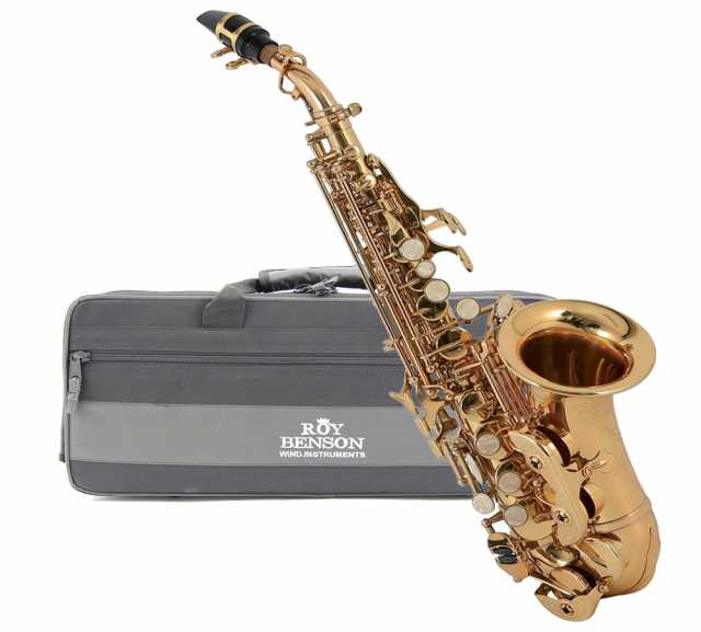 Продам ROY BENSON SG-302 сопрано саксофон