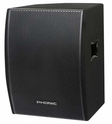 Продам Phonic iSK 15A Deluxe Активная АС
