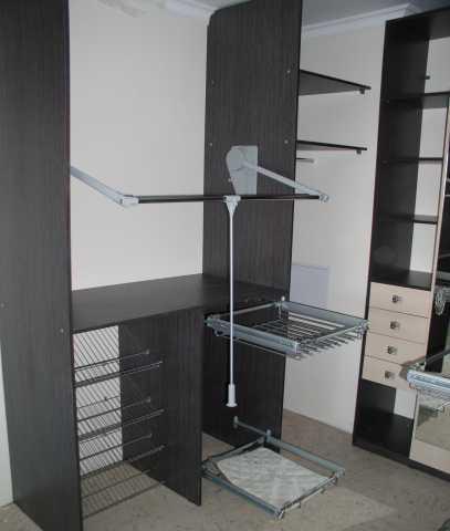 Предложение: Гардеробные комнаты на заказ