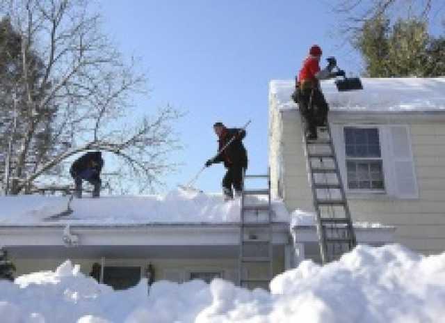 Предложение: Уборка снега.Чистка крыш