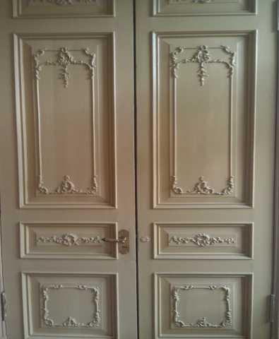 Предложение: Реставрация дверей окон мебели