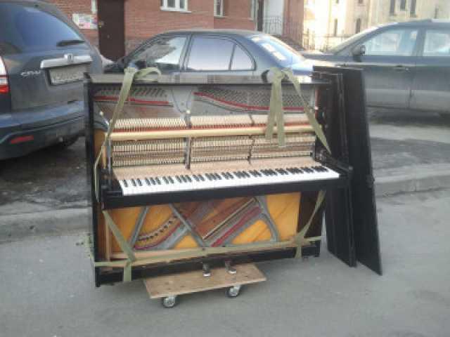 Предложение: Перевозка пианино в Краснодаре и Крае.