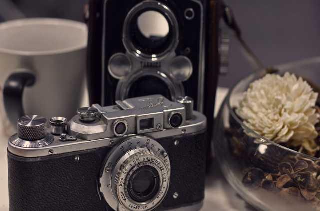 Куплю пленочный фотоаппарат