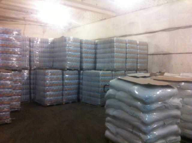 Продам Реализуем муку пшеничную хлебопекарную