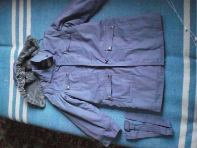 Продам Подростковая парка (куртка)