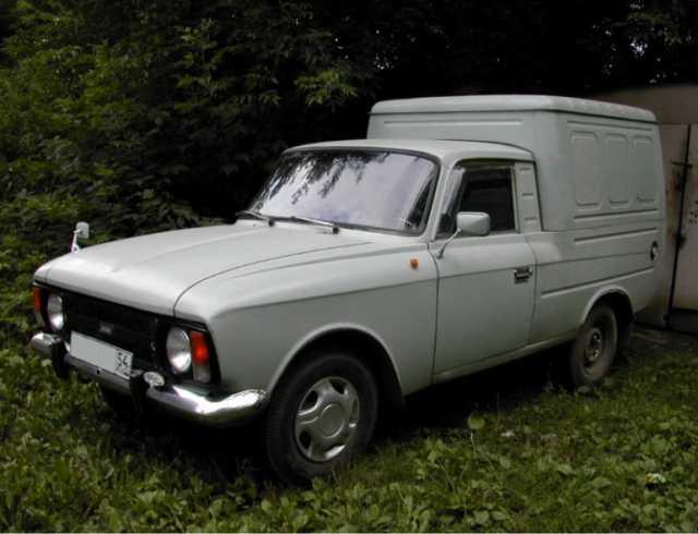Предложение: Первозка мелких грузов Москвич-каблук.