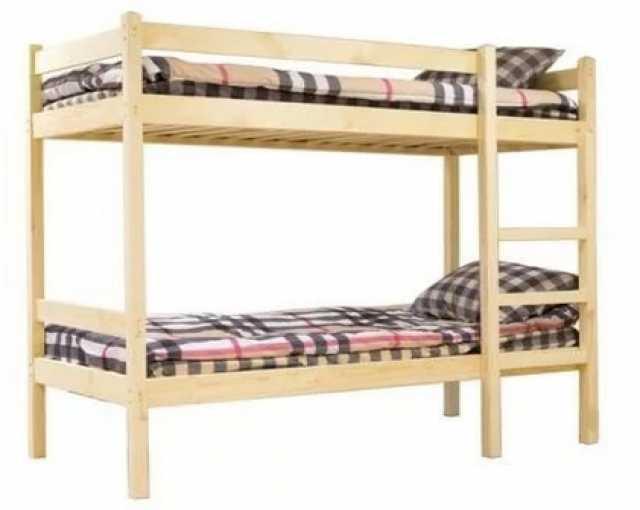 Продам Двухъярусная кровать для рабочих купить