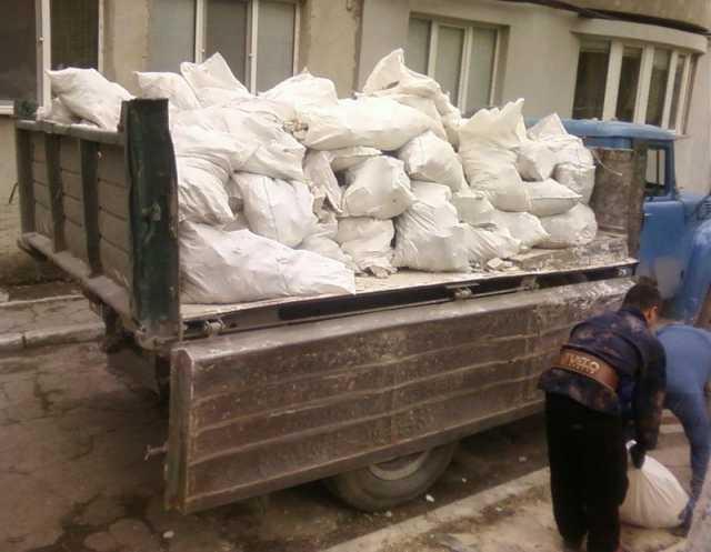 Предложение: Погрузка и вывоз стр.мусора и хлама