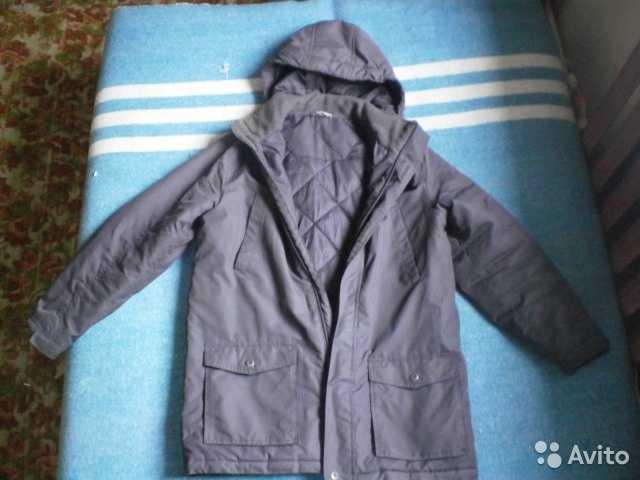 Продам Подростковая куртка