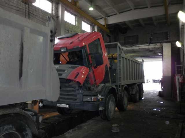 Предложение: Ремонт грузовиков, полуприцепов, автобус