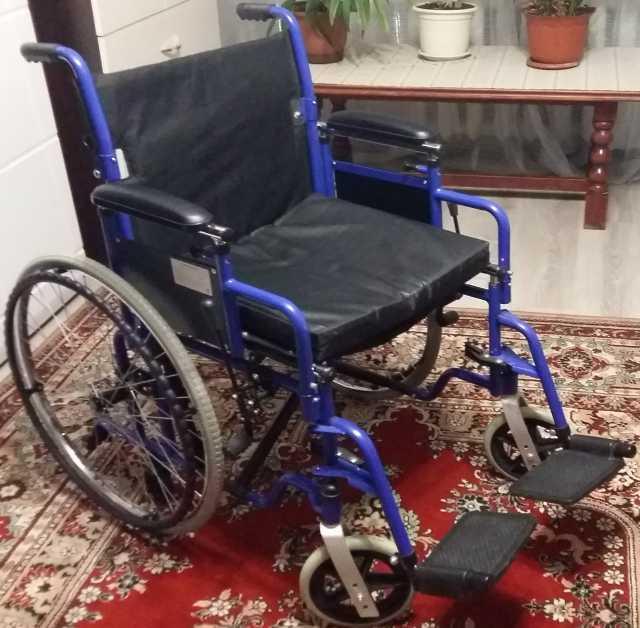 Продам Инвалидное кресло прогулочное новое