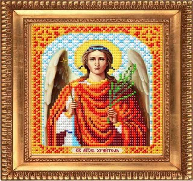 Продам Картина- Икона Ангел Хранитель