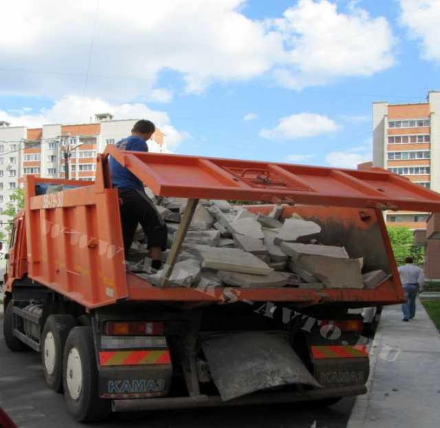 Предложение: погрузка и вывоз мусора, грузчики 24/7