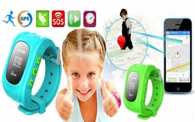 Продам  Детские часы с GPS Smart Baby Watch
