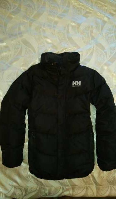 Продам мужская зимняя куртка пуховик