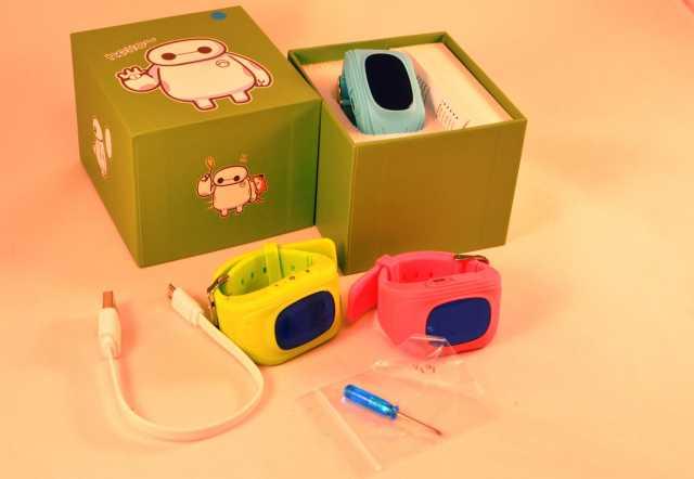 Продам Smart Baby Watch Q50 Детские GPS-часы
