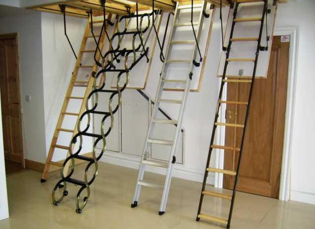 Продам Чердачные лестницы FAKRO