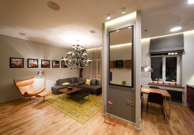 Предложение: Дизайн интерьера квартир в Краснодаре