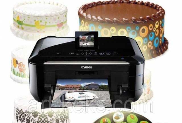 Продам Печать фото/картинки на САХАРНОЙ бумаге,