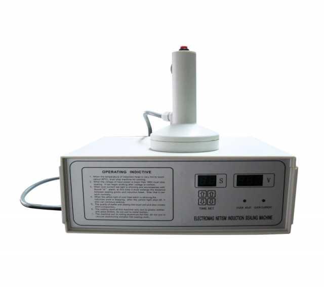 Продам: Запайщик горловин индукционный DGYF-S500