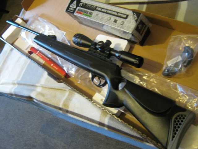Продам Пневматические винтовки NATSAN