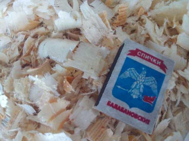 Продам Стружка древесная в мешках 50 литров