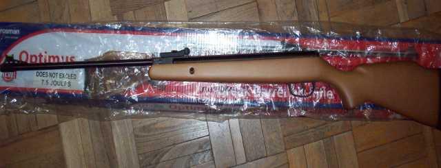 Продам Пневматическая винтовка Crosman Optimus