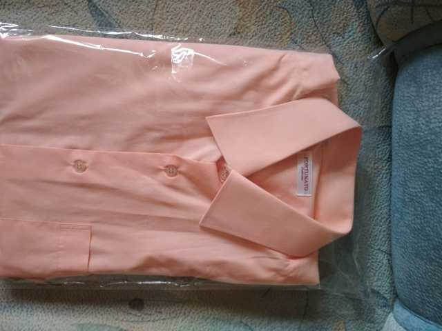 Продам рубашку новую 41/184
