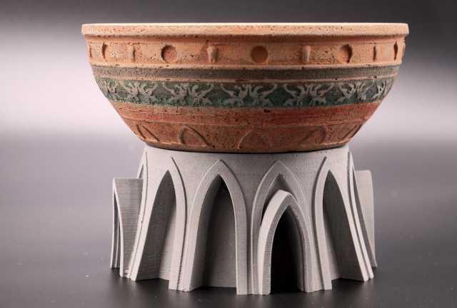 Продам Казанская чаша из бетона