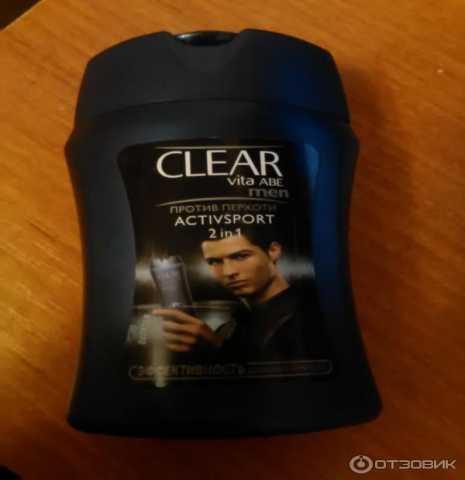 Продам Шампунь clear MEN 50ml в дополнительной