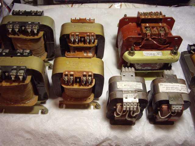 Продам: Трансформаторы мощные 8 моделей Новые