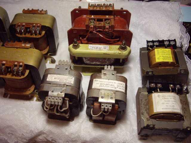 Продам: Трансформаторы мощные  8 моделей