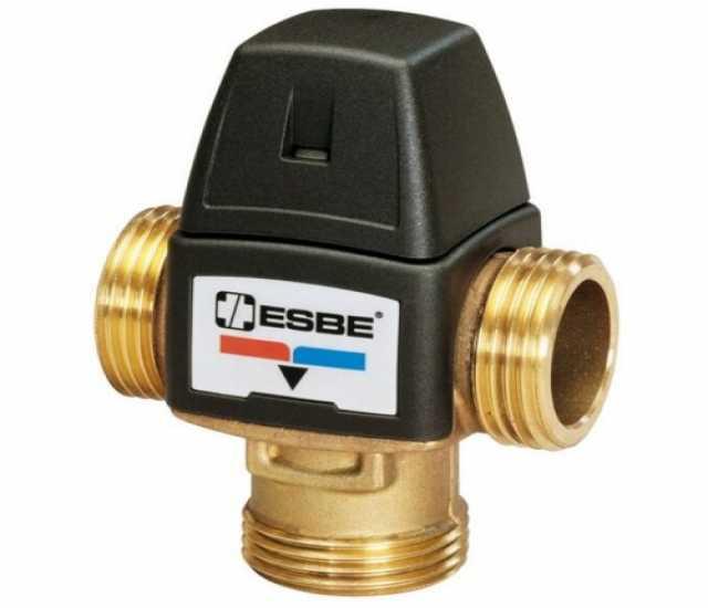 """Продам Клапан VTA322 1"""" 35-60 ºС термостатическ"""