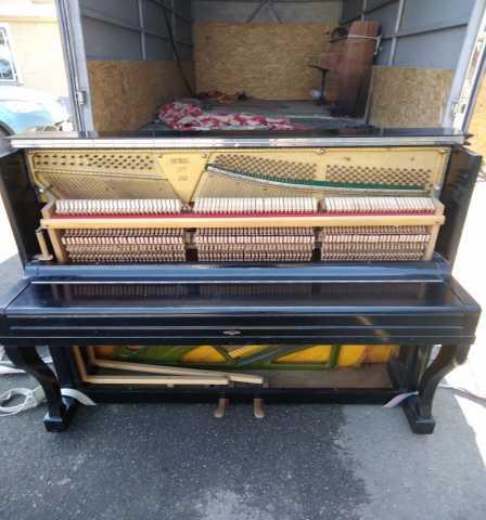 Предложение: Перевозка пианино по краю.