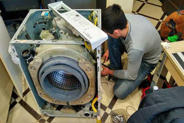Предложение: Ремонт стиральных машин в Новосибирске