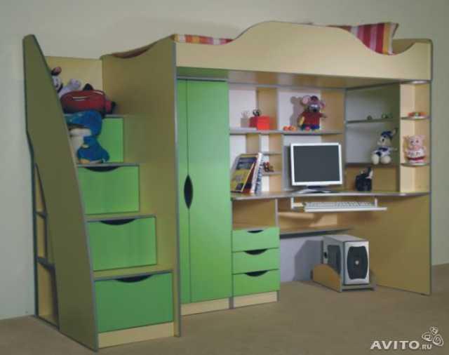 """Продам Комплексная Детская мебель """"Маугли 1"""""""