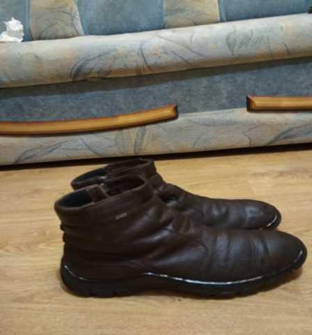 Продам обувь мужскую зимнюю Беларусь