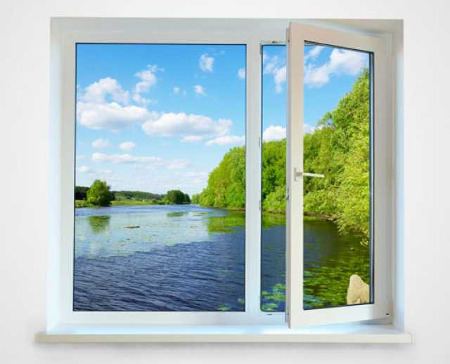 Продам Окна и двери ПВХ(пластик)