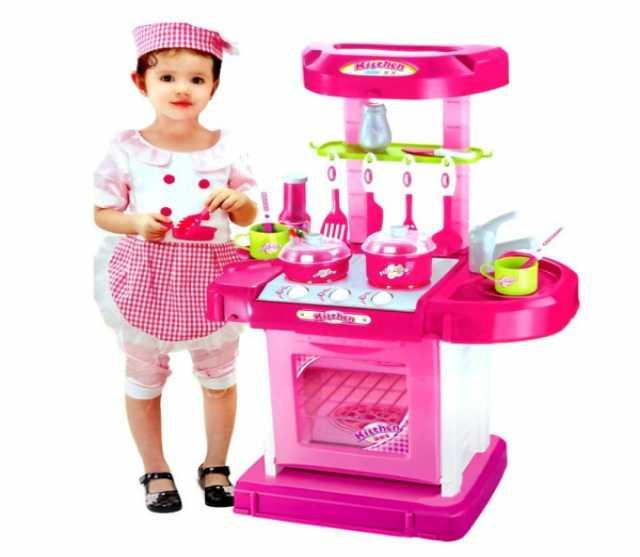 Продам Детская электронная кухня