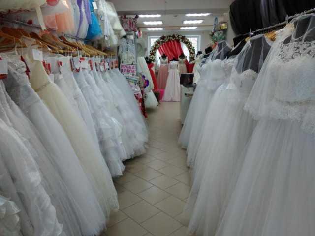 Продам Свадебные платья за  3000р.